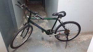 vélo montagne de marque Précision