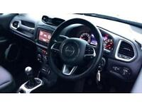 2017 Jeep Renegade 1.4 Multiair Limited 5dr Manual Petrol Hatchback