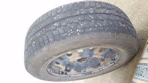 Toyota Camry Tires 215/60 R16