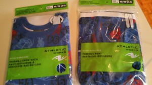 4/5T Boys Thermal set...BRAND NEW IN PACKAGES
