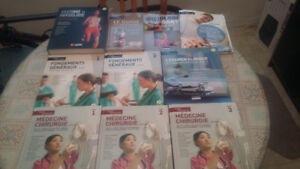 Livres soins infirmiers Complet