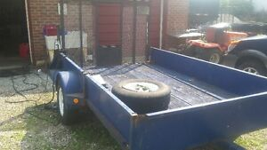 Trailer Repair Fabrication and Welding as well as loader buckets