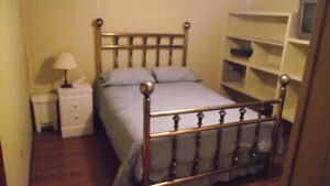 Rooms for rent near UNB and Regional Hospital