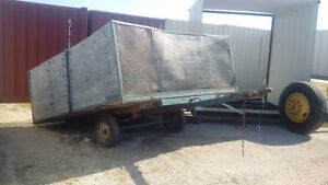 FS:  Used 8' x 8' Utility Trailer