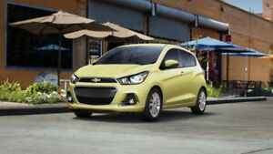 2017 Chevrolet Spark Hatchback, 560km 1LT trim w auto ~$2500 off