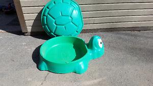 Turtle Sandbox/Pool