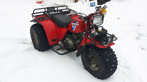 Honda Atc big red 200 es
