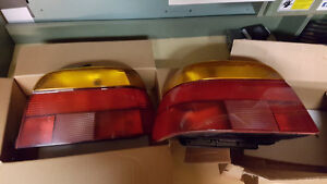 tail lights for BMW 540i 528i M5 E39 Sedan 96-00