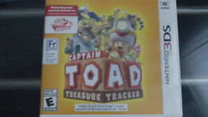 Nintendo 3DS / DS Game - Captain Toad - Treasure Tracker