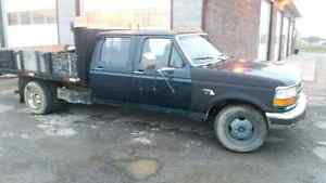 1997 Ford F350 Dump Etested