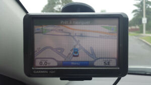 GPS Garmin Nuvi with update 2018