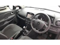 2016 Renault Clio 1.2 16V Dynamique Nav 5dr Petrol black Manual
