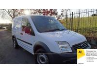 FORD TRANSIT CONNECT T200 LR - 2 KEYS - 2011 Manual 58462 Diesel White