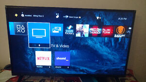 """$250 for 40""""led tv, 6 month old"""