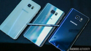 WINTER SALE ON SAMSUNG NOTE8, NOTE5, NOTE4 AND NOTE 3