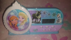 frozen battery operated alarm