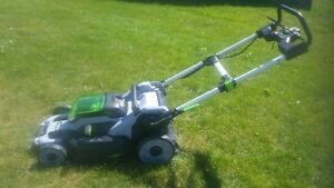 EGO 56 Volt Electric Lawnmower (*Excellent Condition*)