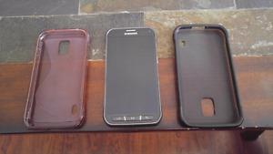 Samsung S5 Active + case FOR TRADE