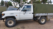 1994 75 series landcruiser Portland Lithgow Area Preview
