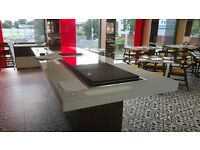 Cheap Marble / Granite & Quartz kitchen worktops/ Glass splash back