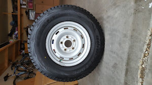 Tires and rims Strathcona County Edmonton Area image 2