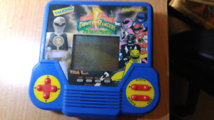 Tiger Electronics Power Rangers - The Solar Stealers