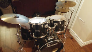 Peavey Drum Kit - tons of UPGRADES - Pro level Hardware Belleville Belleville Area image 3