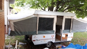 2000 10' Jayco Tent Trailer