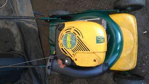 6  HP self propelled lawnmower for sale