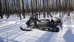 Ski doo renegade backcountry x etec 800r 2011