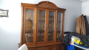 Nice looking China cabinet