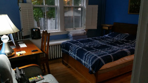 Downtown Halifax Room for September only