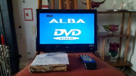 "16"" TV/DVD COMBINATION"
