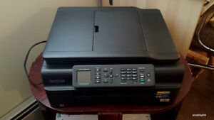 Brother MFCJ450DW Wireless with Scanner, Copier, Fax & Ink