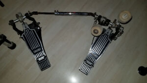 100% perfect working condition Double Bass Pedals