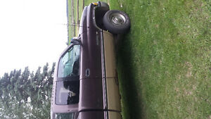 1998 Dodge Power Ram 2500 brown Pickup Truck