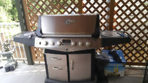 BluEmber Stainless Steel BBQ,