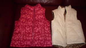 Girls Jackets in good condition
