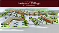 Artisans' Village & Penny Wise General Merchant Appreciation Ev