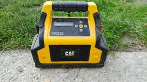 Cat 25 amp intelligent car battery charger