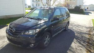 2004 Mazda MPV Fourgonnette. 1300$