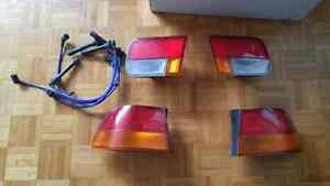 98 HONDA CIVIC TAIL LIGHTS & WIRES FOR SALE