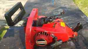 scie a chaine Jonsered chainsaw pour pieces