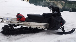 2009 Ski-doo Summit XP 1200 Turbo
