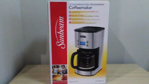 Brand New - 12 Cup Stainless Steel Coffee Maker