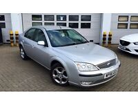 2007 FORD MONDEO EDGE 130 TDCI