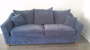 Couch, sofa 3 seater