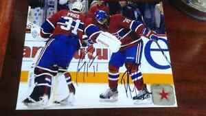 Pk subban and carey price signed