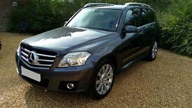LHD 2008 Mercedes-Benz GLK 320 CDI (Diesel) AUTO, FULL OPTIONS - LEFT HAND DRIVE