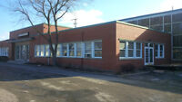 4,500 sq ft industrial / commercial / retail space - Etobicoke